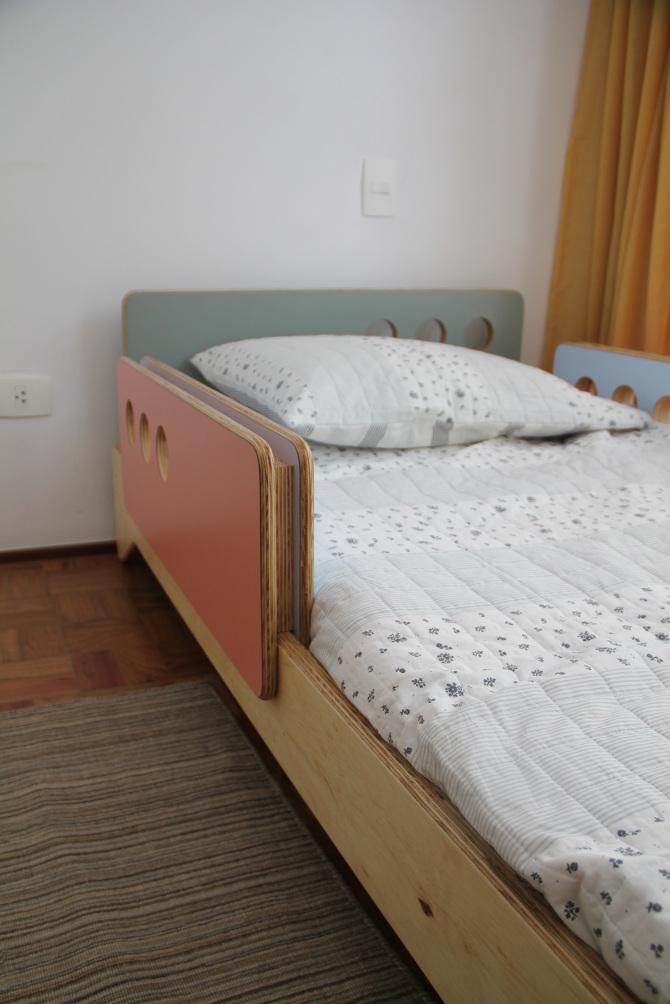Cama infantil metr pole arquitetos associados for Cama modular infantil